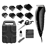 Remington HC5850 Virtually Indestructible Haircut Kit & Beard Trimmer, Hair Clippers for...