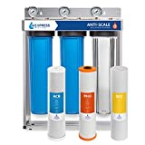 Express Water Whole House Water Filter - 3 Stage Anti Scale...