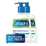 Cetaphil Daily Facial Cleanser, For Normal to Oily Skin, 16...