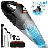 Handheld Cordless Vacuum Cleaner Upgraded 6500PA Strong Suction Wet & Dry Use Portable...