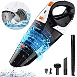 Hikeren Handheld Vacuum, Hand Vacuum Cordless with High Power, Mini Vacuum Cleaner...