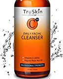 BEST Vitamin C Daily Facial Cleanser - Restorative Anti-Aging Face Wash for All Skin Types...