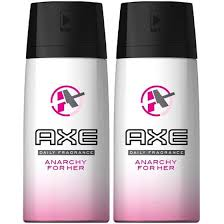 AXE Body Spray for Women, Anarchy for Her