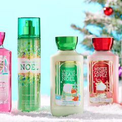 Bath and body works body spray