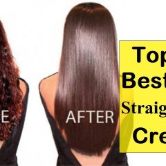Best Hair Straightening Creams